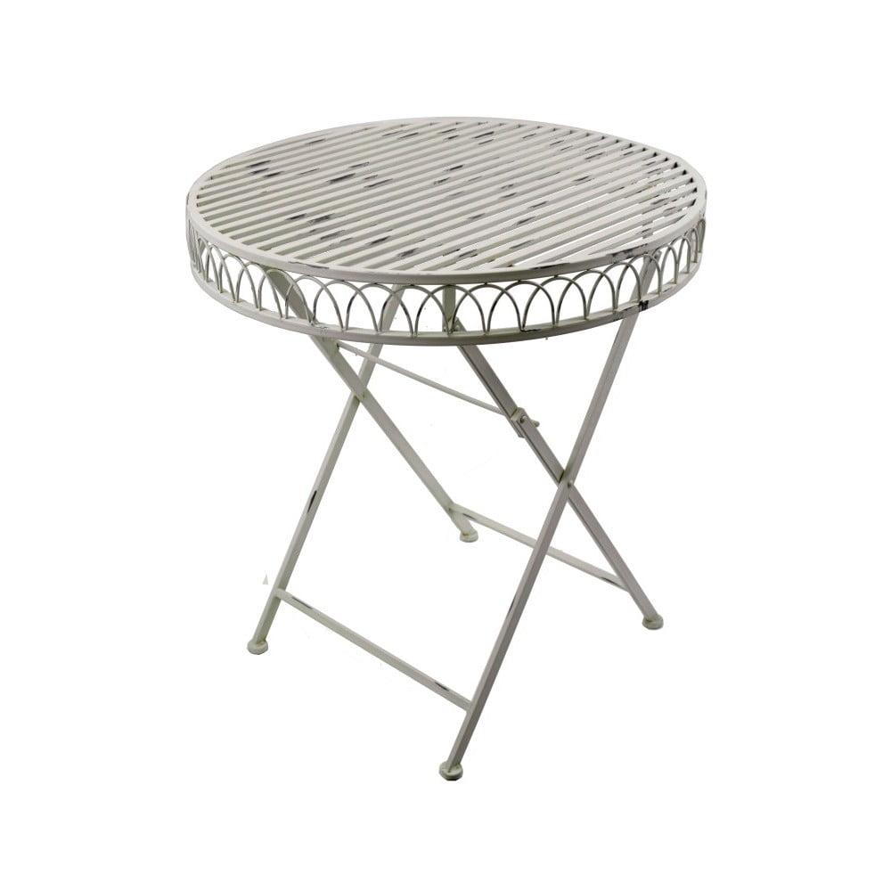 Kovový zahradní stolek Ego Dekor