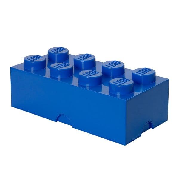Úložný box Movie Lego, modrý