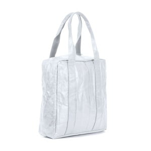 Air taška přes rameno z tyveku, bílá