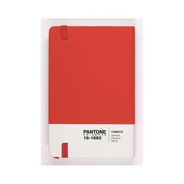 Zápisník Rubber Tomato-18-1660