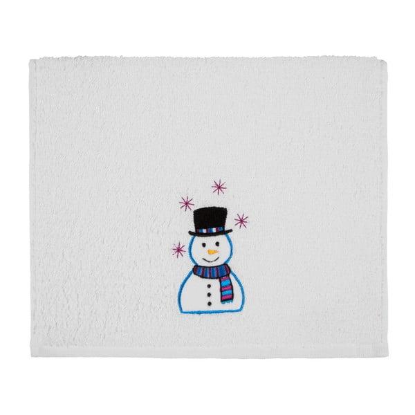 Prosop Christmas Snowman White, 30 x 50 cm