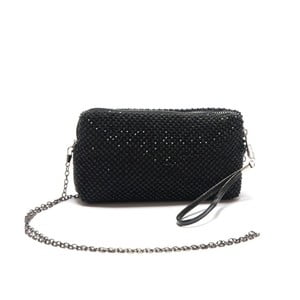 Černá kabelka s řemínkem Isabella Rhea Fragaria