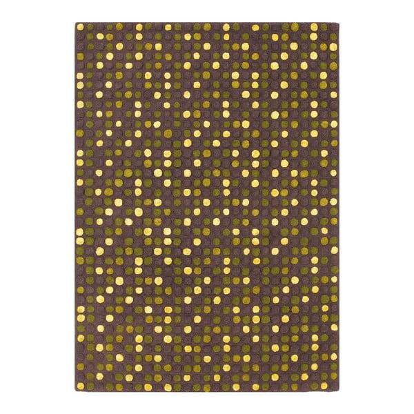 Vlněný koberec Bernadette, 60x120 cm