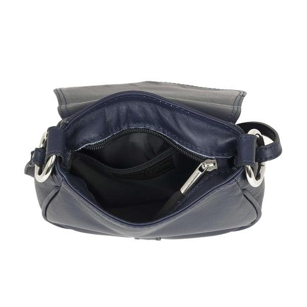 Kožená kabelka Minnie Blue