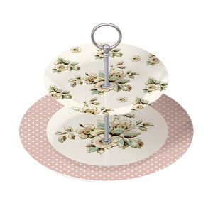 Podnos na dorty Creative Tops Cottage Flower