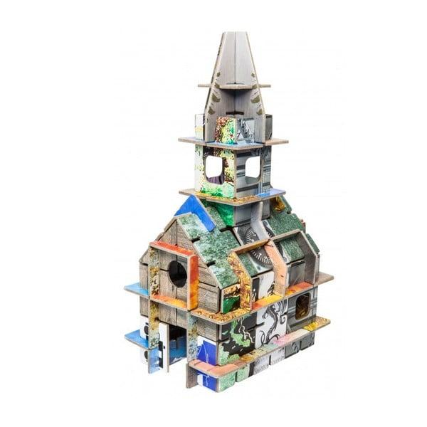 3D skládačka 4v1 City