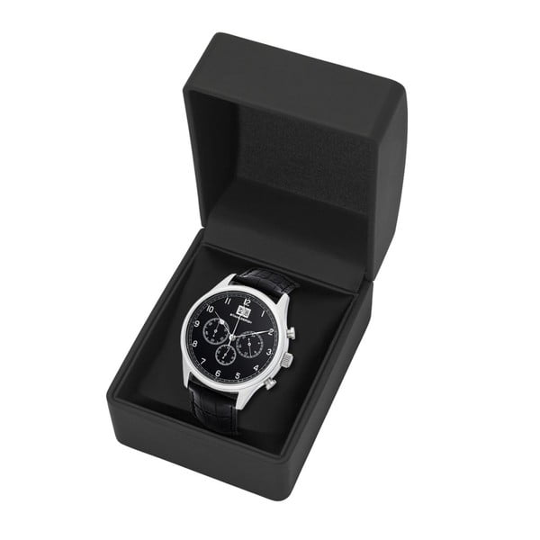 Pánské hodinky Bergviken II Black