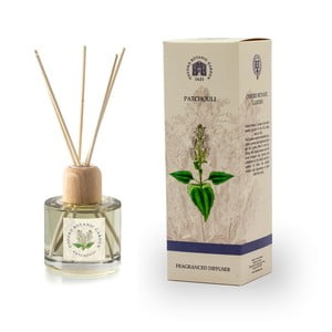 Aroma difuzér s vůni pačuli Bahoma London Fragranced, 100 ml
