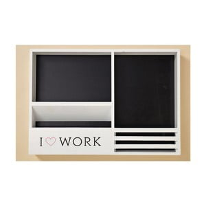 Nástěnný organizér Work