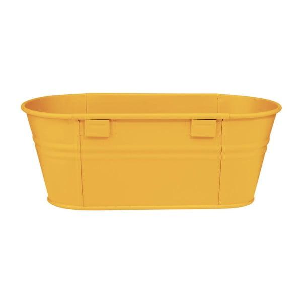 Žlutý truhlík Butlers Zinc