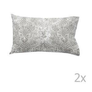 Sada 2 bavlněných povlaků na polštář Ethere Madison Duro, 50 x 75 cm