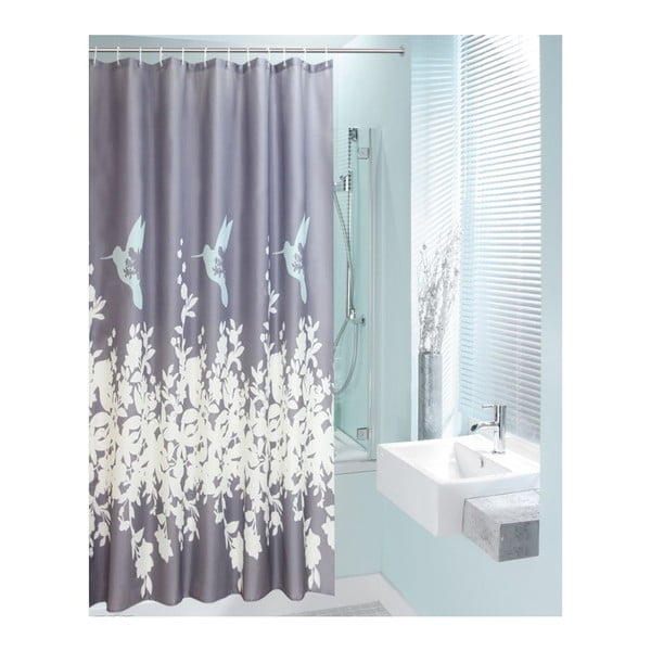 Sprchový závěs Acus Birds, 180x200 cm