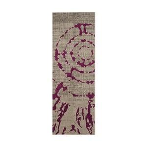 Běhoun Webtappeti Abstract Lilly,70x275cm