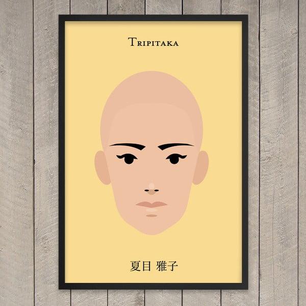 Plakát Tripitaka, 29,7x42 cm