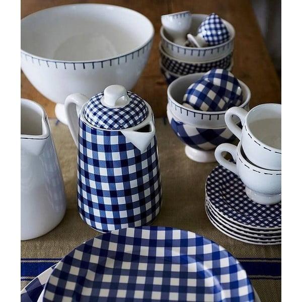 Set tří talířů Sophie, 26,5 cm, modrý