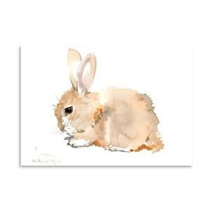 Autorský plakát Bunny od Surena Nersisyana, 30x21cm
