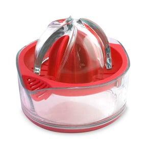 Červený odšťavňovač na citrony Vialli Design Livio