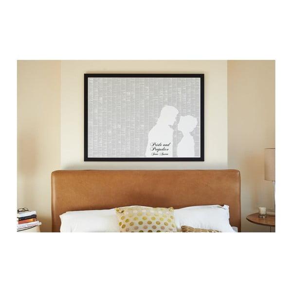 Knižní plakát Vítr ve vrbách, 100x70 cm