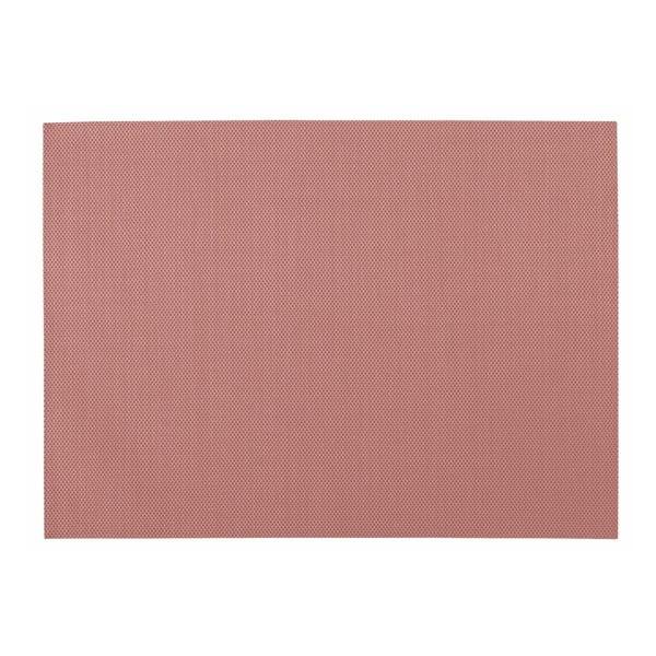 Starorůžové prostírání Tiseco Home Studio, 45 x 33 cm