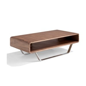 Konferenční stolek z ořechového dřeva Ángel Cerdá Willie
