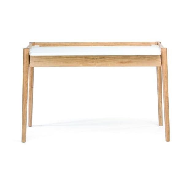 Feldbach íróasztal, 2 fiókkal - Woodman