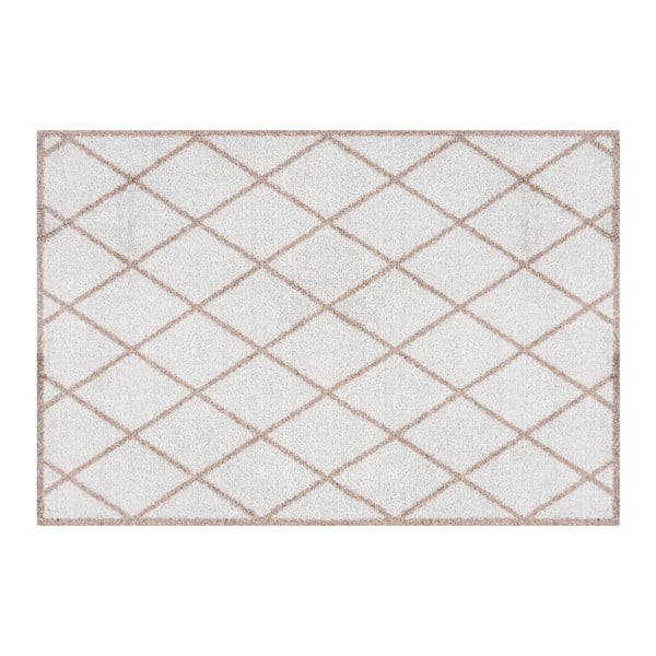 Scale barna lábtörlő, 50 x 70 cm - Hanse Home