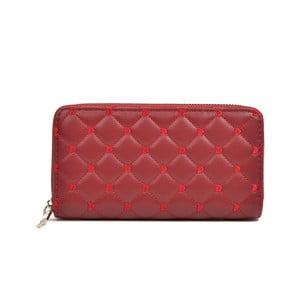 Červená peněženka RobertaM Silvia