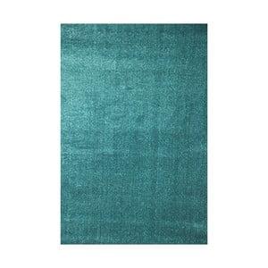 Tyrkysový koberec Young, 80x150cm