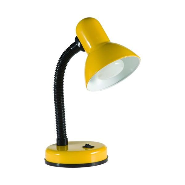 Žlutá stolní lampa Kobi Maluch