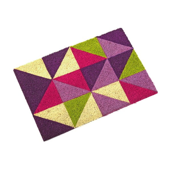 Rohožka Triangle, 60x40 cm