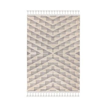 Covor Flair Rugs Hampton, 120 x 170 cm, gri - crem