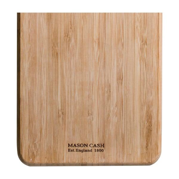 Bambusové servírovací prkénko Essentials, délka 59cm