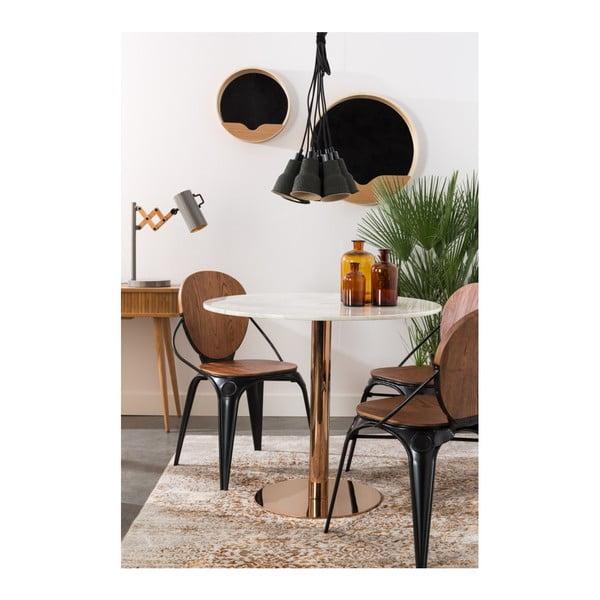 Šedá stolní lampa Zuiver Flex