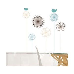 Dekorativní samolepka Květinky