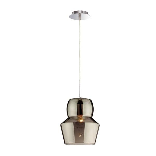 Stropní svítidlo  Evergreen Lights Glass Gray, 22 cm