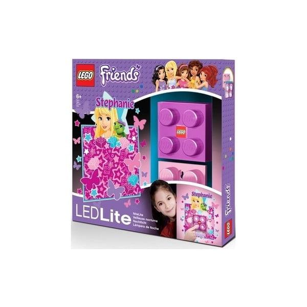 Dětské noční světlo LEGO Friends Stephanie