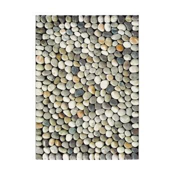 Covor Universal Sandra Stones, 80 x 150 cm, gri