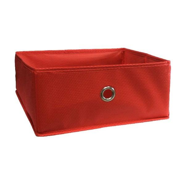 Úložný box Ordinett Halfkos Red