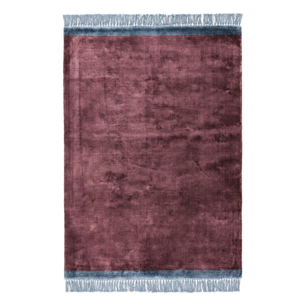 Tmavě vínovo-modrý koberec Asiatic Carpets Elgin, 160 x 230 cm