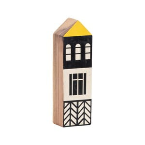 Dekorativní soška ve tvaru domečku Vox Budynek