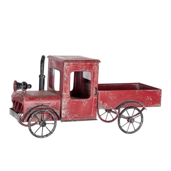 Dekorace Car Antique, červená