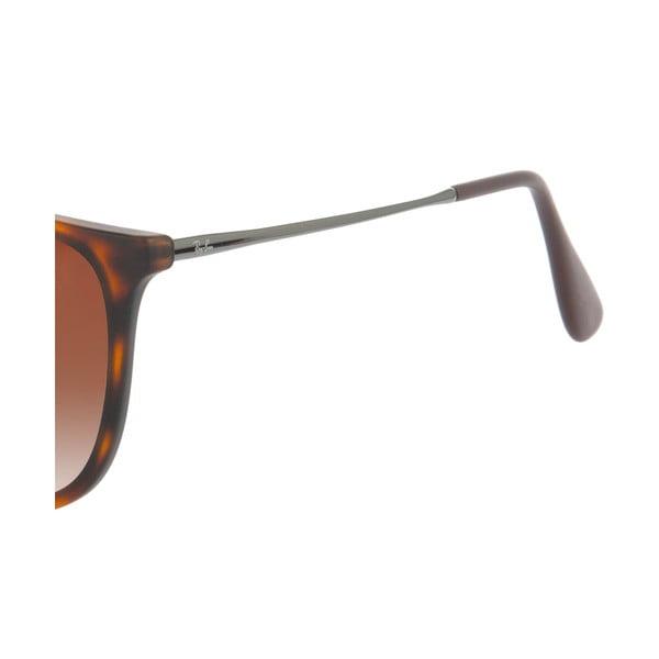 Unisex sluneční brýle Ray-Ban 4187 Brown 54 mm