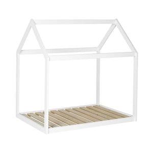 Dětská bílá postel JUNIOR Provence Hut