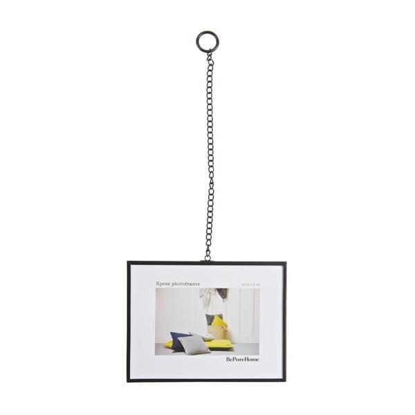 Závesný fotorámik BePureHome Xpose, na fotografiu 22,5 × 17,5 cm