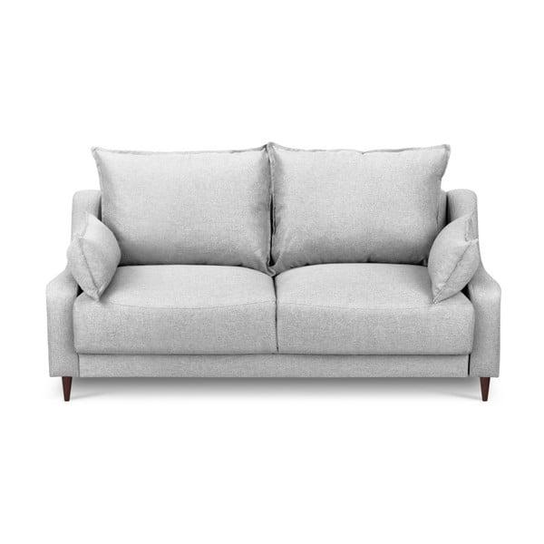 Canapea cu 2 locuri Mazzini Sofas Ancolie, gri deschis