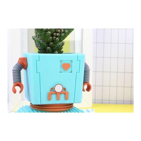 Květináč Planterbot Blue