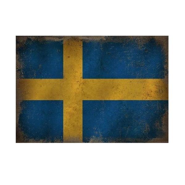 Obraz na plátně Sweden, 71x50 cm