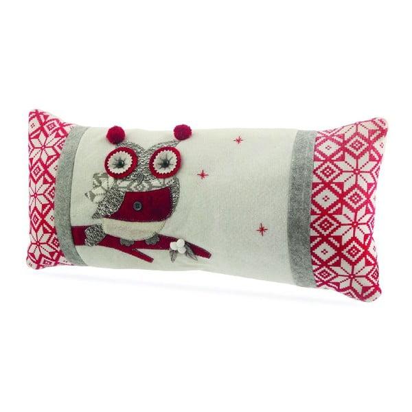 Polštář Gufo Owl, 50x24 cm