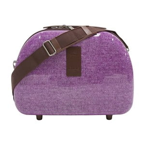 Růžový příruční kufr LULU CASTAGNETTE Sky, 17l