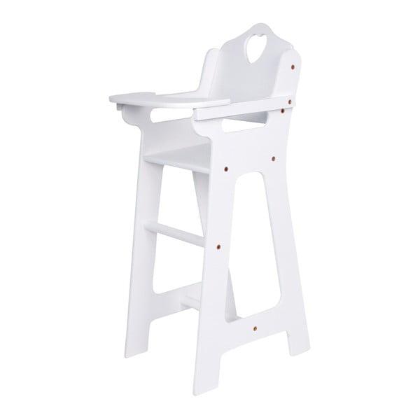 Scaun din lemn pentru păpuși Legler Dolls